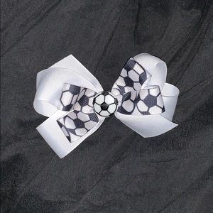 Other - Soccer ⚽️ Hairbow